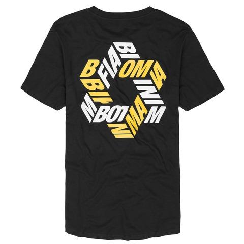 Black Yellow BBM T-Shirt von BBM - T-Shirts jetzt im BBM Store Shop