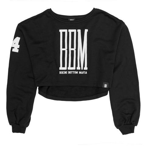 BBM Ladies Logo Oversized Sweater von BBM - Sweats jetzt im BBM Store Shop