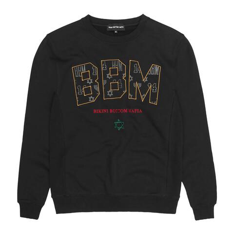 BBM Curved Logo Sweater von BBM - Sweats jetzt im BBM Store Shop