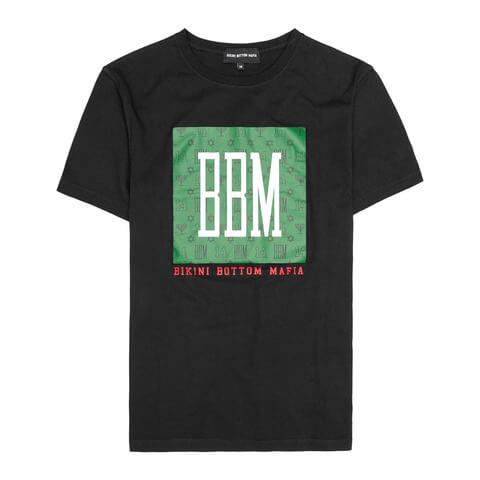 BBM Green Box Logo T-Shirt von BBM - T-Shirts jetzt im BBM Store Shop