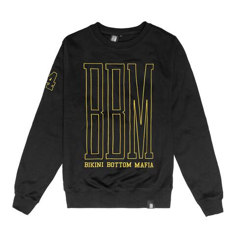 BBM Logo Outline Sweater black von BBM - Sweats jetzt im BBM Store Shop