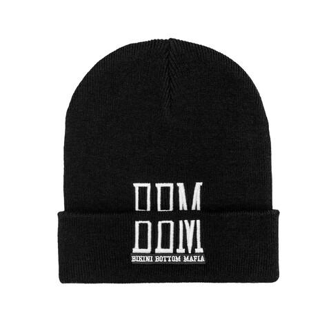 BBM Cut Logo Beanie von BBM - Hats/Caps jetzt im BBM Store Shop