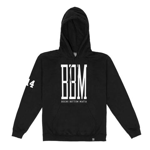 Loose Fit BBM Logo Hoodie von BBM - Hoodies jetzt im BBM Store Shop