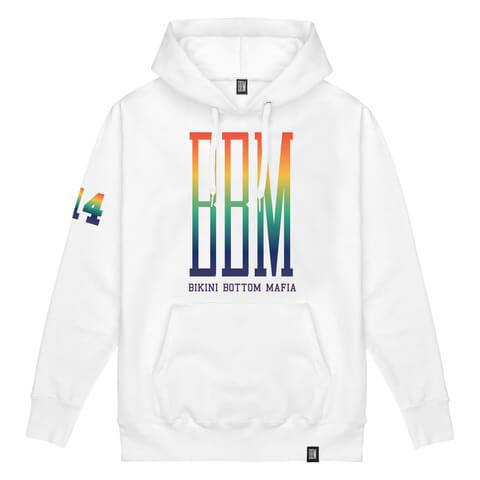 BBM Limited Edition Rainbow Logo von BBM - Hoodie jetzt im BBM Store Shop