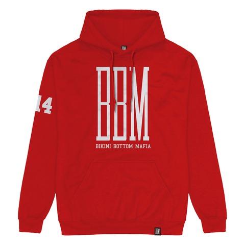 RED BBM Logo von BBM - Hoodie jetzt im BBM Store Shop