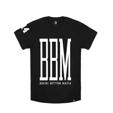 BBM Logo Long T-Shirt von BBM - T-Shirts jetzt im BBM Store Shop