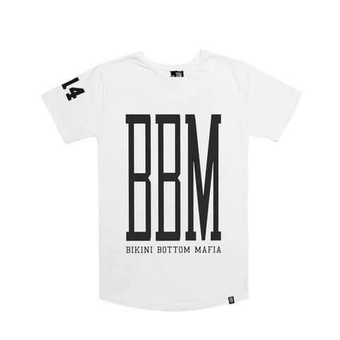 BBM Logo Long T-Shirt von Spongebozz - T-Shirts jetzt im BBM Store Shop