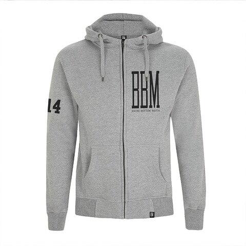 BBM Logo Zipper von Spongebozz - Jackets jetzt im BBM Store Shop