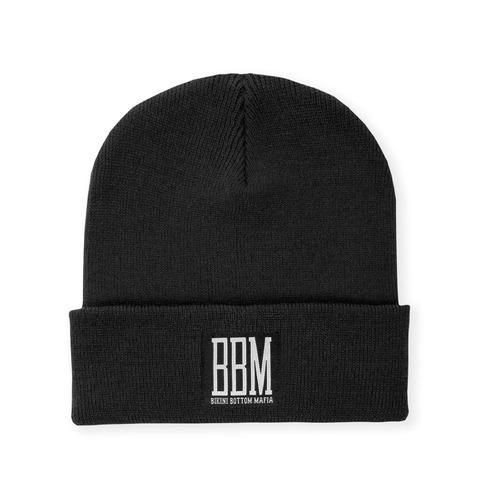 BBM Logo Beanie von Spongebozz - Hats/Caps jetzt im BBM Store Shop