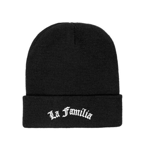 BBM La Familia Beanie von Spongebozz - Hats/Caps jetzt im BBM Store Shop